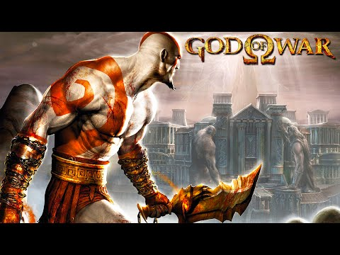 GOD OF WAR 1: GOD MODE - O INÍCIO! #1