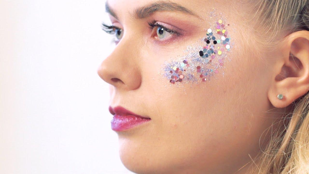 Käytätkö glitter-meikkejä? Et ehkä enää tämän jälkeen