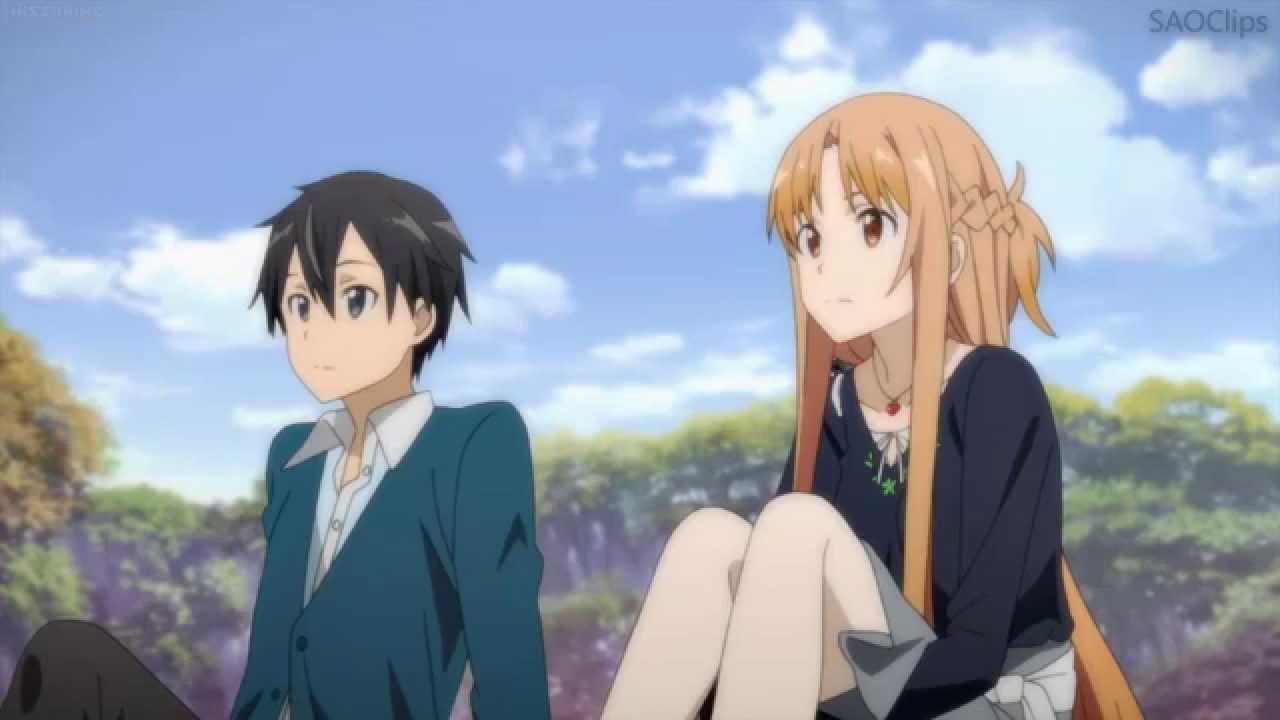Image result for asuna died sao