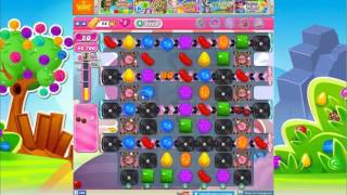 Candy Crush Saga Level 1528 (No Boosters)