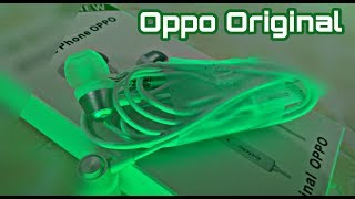 Oppo Original Handsfree Review + Unboxing! Technology For U