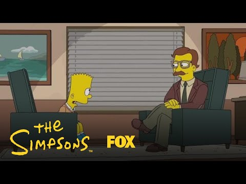 Bart Meets With A Psychiatrist | Season 29 Ep. 21 | THE SIMPSONS