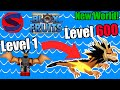 - How To Level Up Mastery Fast! New World - Blox Fruits - Roblox