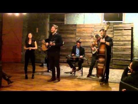 """The Whistles & The Bells - """"Shadow of Death"""" [Live Acoustic]"""