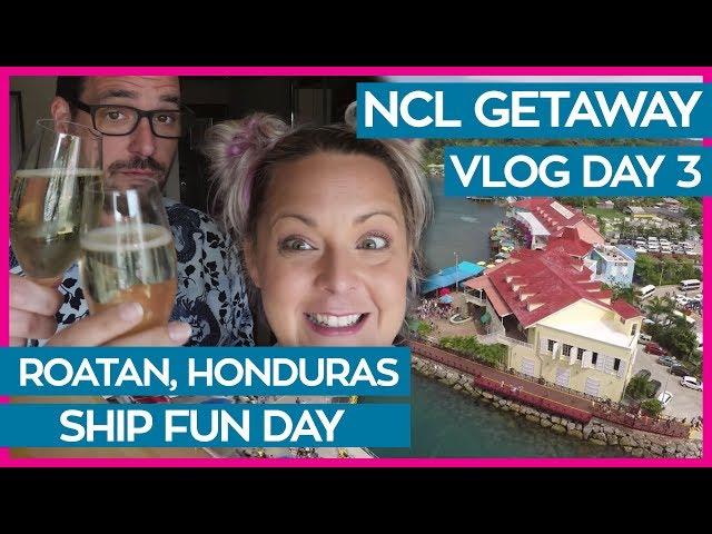 Finding Fun on the Getaway   Norwegian Getaway Cruise Vlog Day 03