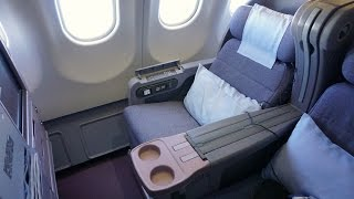 China Airlines Business Class Review - Airbus A330 + Sydney SkyTeam Lounge Review - SYD to AKL
