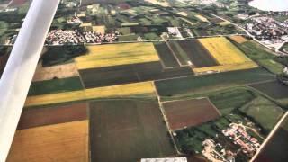 полет над полуостровом Истрия