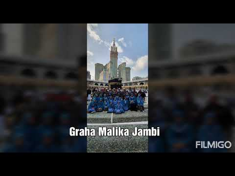 Manasik umroh Januari 2020 bersama Graha Malika Jambi travel umroh dan haji nyaman dan berkualitas.