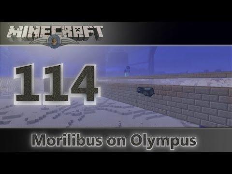 Morilibus on the Olympus Server - 114 - Underwater Elevator with Dgamer