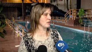 Для маленьких амурчан  с ограниченными возможностями здоровья организовали уроки плавания.