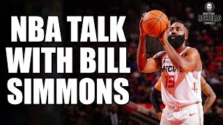 Bill Simmons on the Polarizing Rockets. Plus, CFB With Bruce Feldman. | The Ryen Russillo Podcast