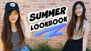 SUMMER LOOKBOOK 2016 | How to Style Summer Clothes | HakunaPatara