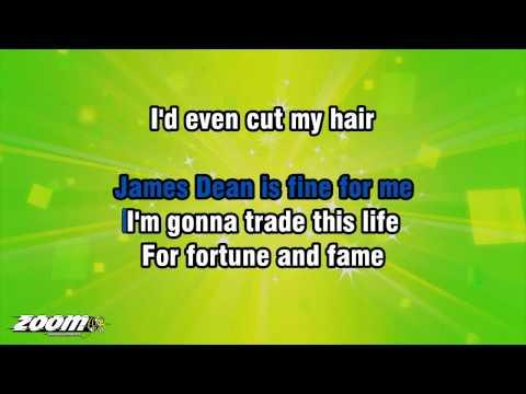 Karaoke - Nickelback -  Rockstar