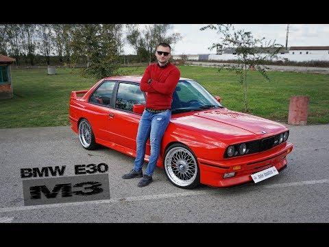 Specijal test: BMW M3 E30 - Najbolji u Srbiji!