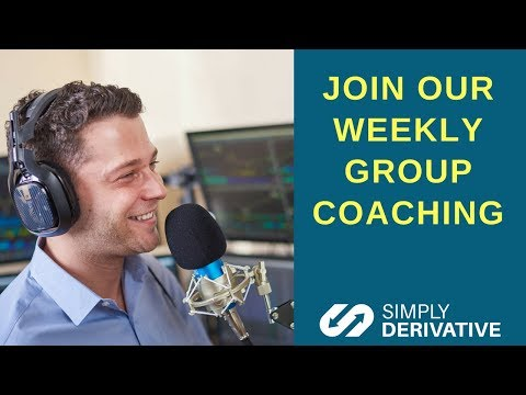 Simply Derivative - Weekly Group Coaching