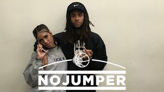 No Jumper - The Ashley All Day & Nick Travae Interview