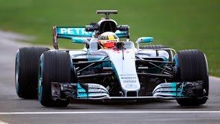 Yılın Yarış Aracı Yine Mercedes Oldu