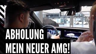 Abholung: Mein neuer AMG!