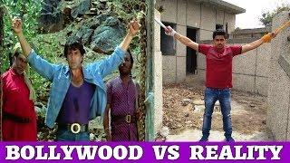 Sholay Movie Spoof | Gabbar Is Back | Bollywood VS Reality | BigBoyzTeam