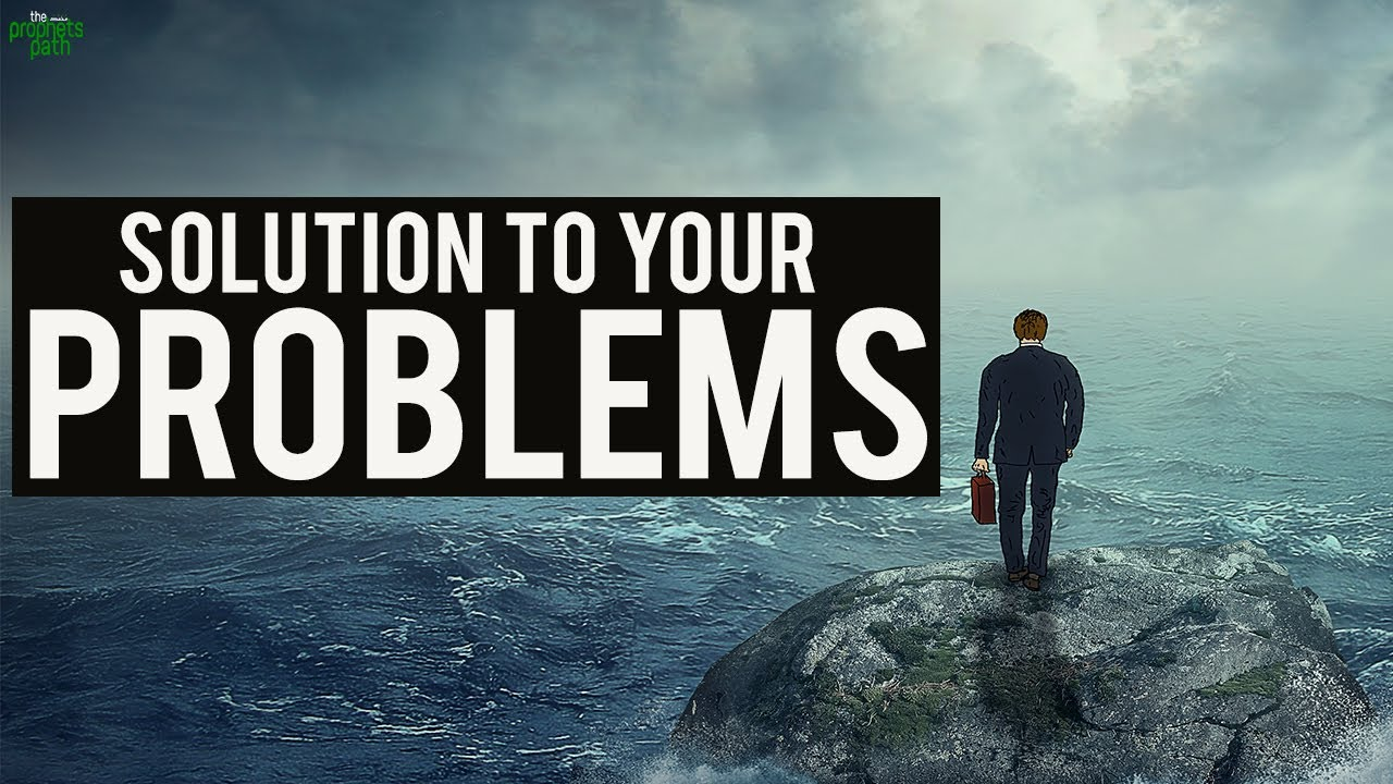 This Video Has The Solution To All Your Problems