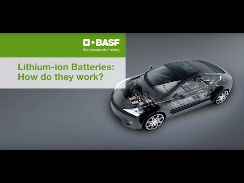 Lithium-ion batteries: How do they work?