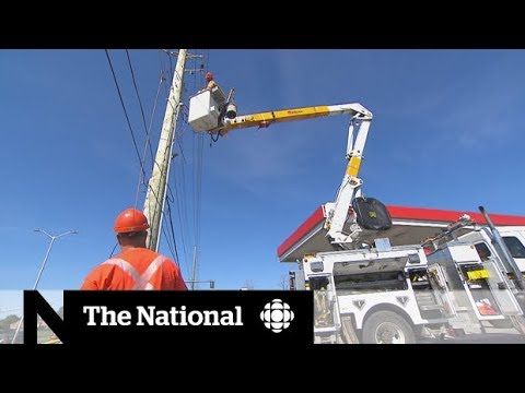 Tornado victims give power utility  workers high praise