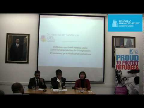 Refugee Centred Versus State Centred Approaches to Integration: Processes, Practices and Narratives