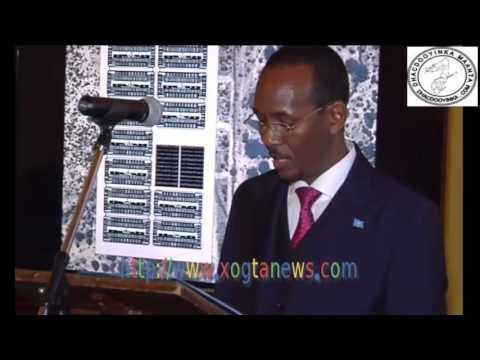 Daawo Isfaham Iskaashi oo dhexmaray dawlada iyo European Somalian Business Chamber