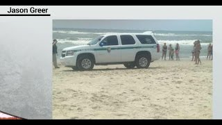 Seventh shark attack reported off North Carolina beach