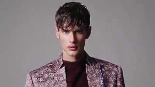 Risbel Magazine Party Video Male Fashion Models