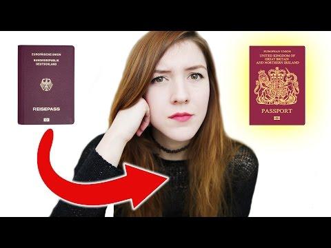 APPLYING FOR BRITISH CITIZENSHIP? #germangirlinlondon | Jen Dre