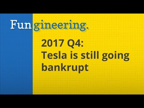 Ep5.5. 2017 Q4: Tesla is still going bankrupt