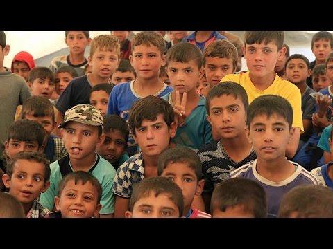 أزمة اللاجئين: 200 طفل فقدوا في عرض البحر هذا العام  - 20:21-2017 / 5 / 25