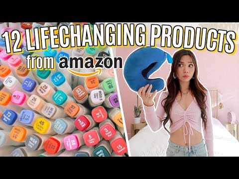 12 Amazon Products You NEED In Your Life Right Now!