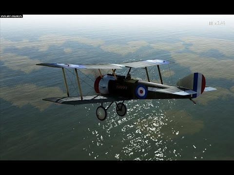 The Most Beautiful Flight Simulator about Planes of WW1 ! Rise of Flight Game on PC