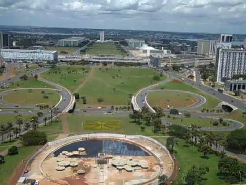 Brasilia from the TV tower