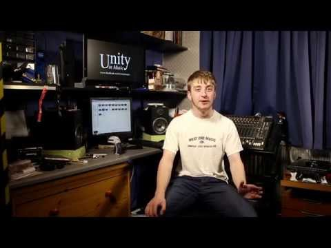 An introduction to Unity In Music.