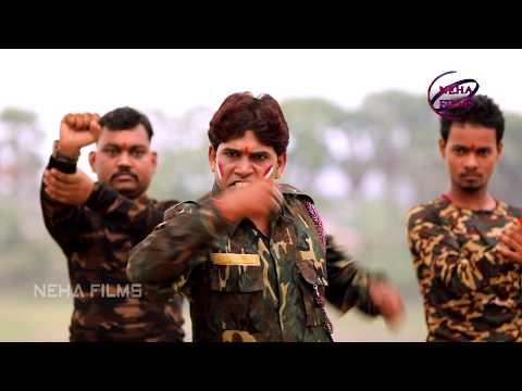 HD भारत ने जब पाकिस्तान को ललकारा || Mithlesh Chauhan || Super Hit Bhojpuri Bolbum Bhakti Video 2018