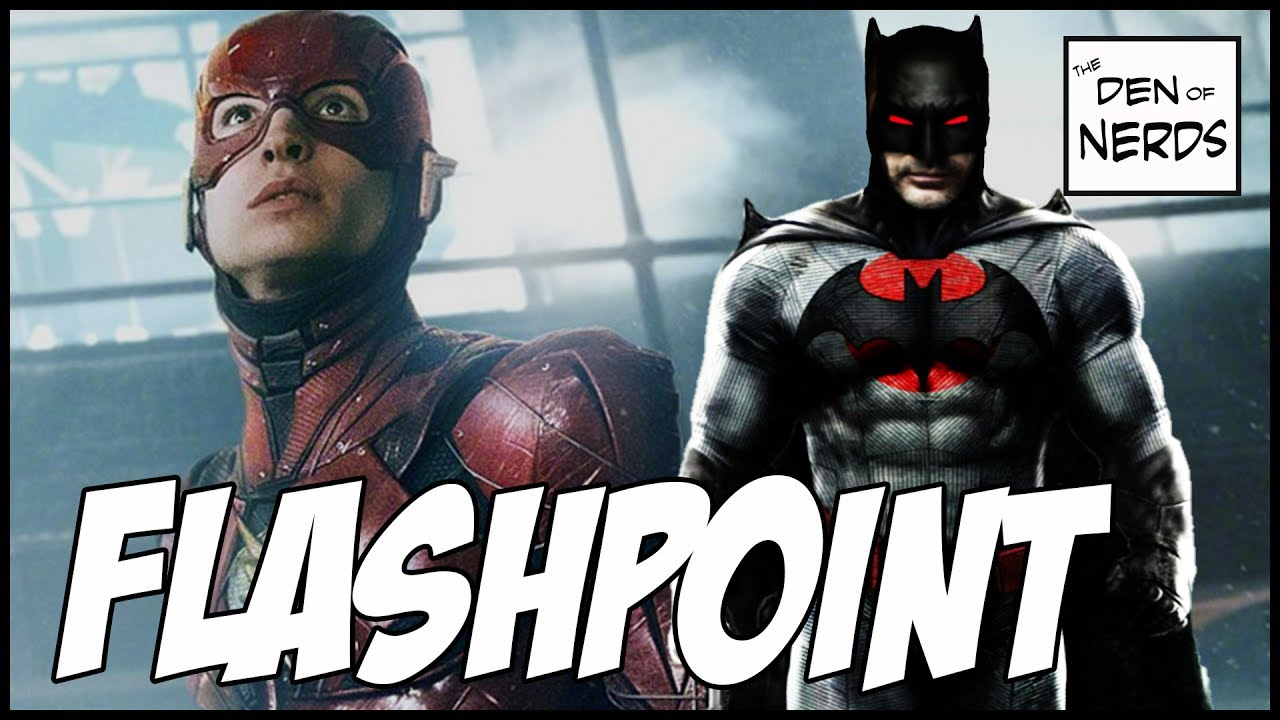 Flashpoint Rebooting The Dceu Could The Flash Movie Change Things For The Justice League Probably