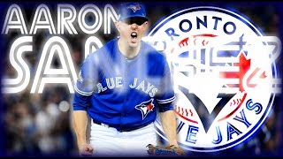 Aaron Sanchez | 2016 Blue Jays Highlights ᴴᴰ
