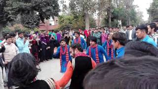 University Of Sargodha Sports Gala(UOS) 2017 opening part1