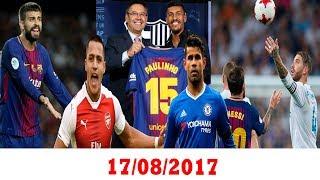 بيكيه يعترف بتفوق ريال مدريد| سواريز يغيب شهرا كاملا | برشلونة يقدم باولينيو | راموس يستفز ميسي