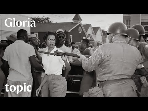 Meet one of the unsung heroes of Civil Rights, Gloria Richardson