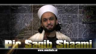 Interview Hazrat Allama Pir Muhammad Saqib Bin Iqbal Al Shaami