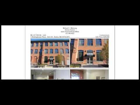 Westinghouse Lofts in Readville Hyde Park MA 02136 | 617.980.9025