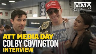 Colby Covington Talks 'Amazing' UFC 241 Fan Reaction, Sends Message to Kamaru Usman - MMA Fighting