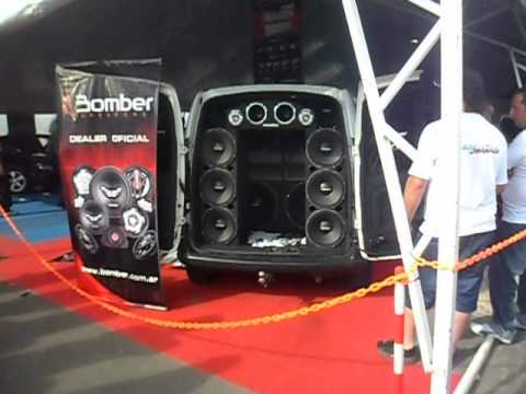 AUDIO ANIMAL EXPO EL GARAGE AUTO EXTREME