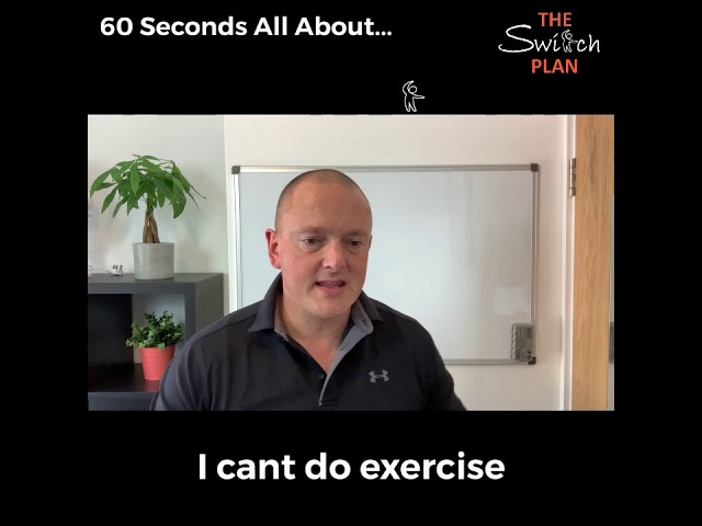 I cant do exercise