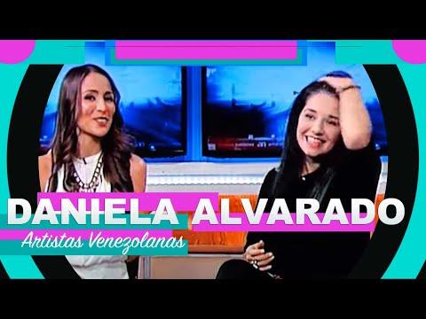 Entrevista Daniela Alvarado