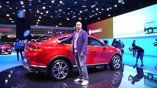 НАРОДНЫЙ Х6 и ДЕШЕВЛЕ: Renault ARKANA премьера купе-кроссовера
